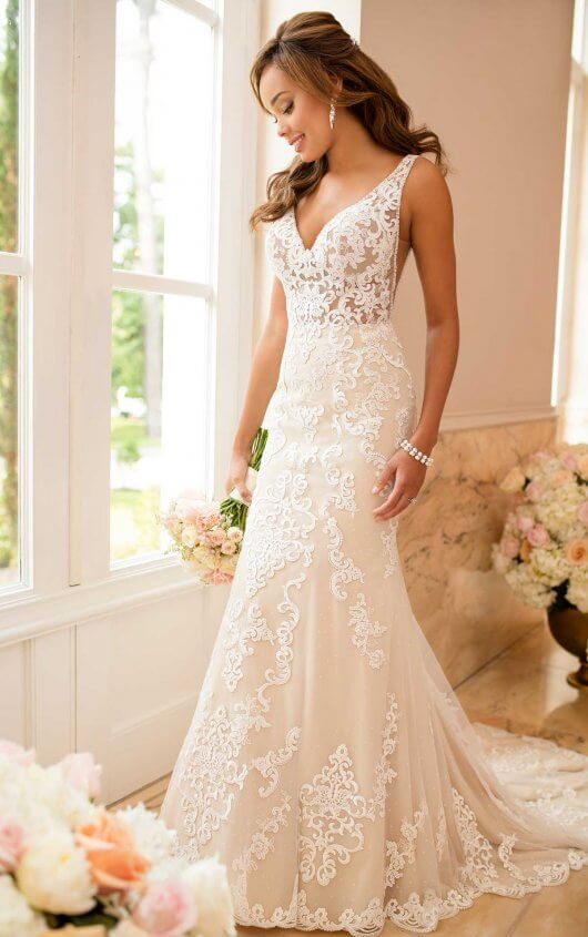 Elouise Is Wedding Dress Of The Week Dress Me Pretty