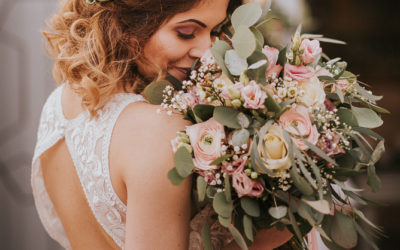 A fabulous collaboration of Midlands Wedding suppliers