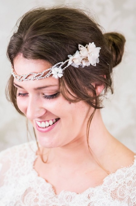Creating Your Wedding Day Look #prettystyling