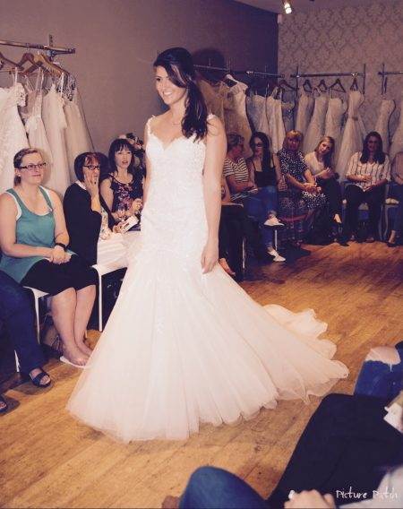 Wedding Dress Catwalk, Leicestershire