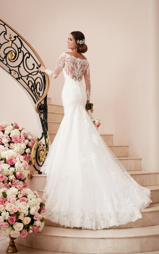 *DRESS OF THE WEEK, Stella York 6353*
