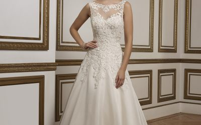WEDDING DRESS OF THE WEEK – Justin Alexander 8835