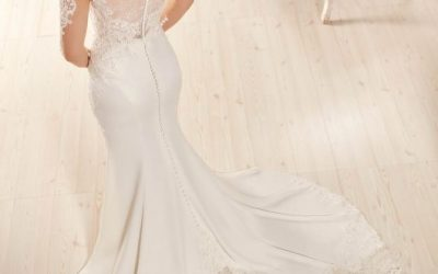 DRESS OF THE WEEK – Essense of Australia D2124