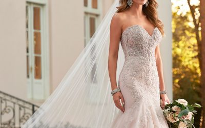 *WEDDING DRESS OF THE WEEK* Stella York 6541