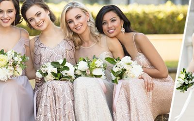 Designer Series Bridesmaids Dresses from Sorella Vita