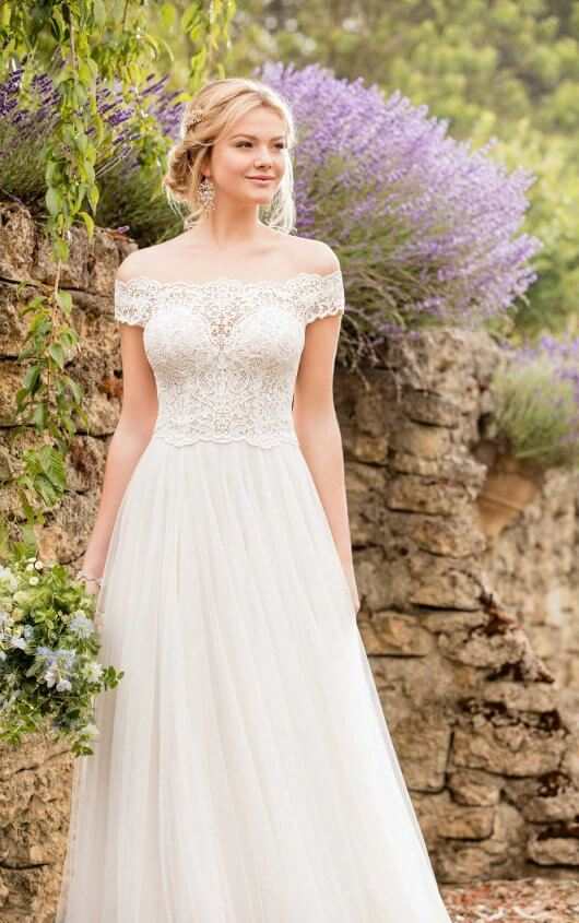 Aria is Wedding Dress of The Week - Dress Me Pretty