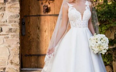 Ballgown Wedding Dress is Dress of the week