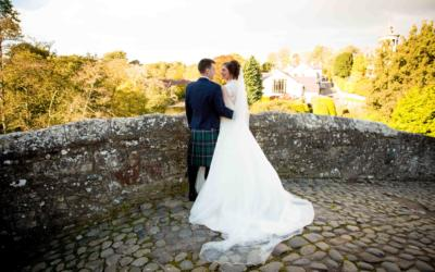 Jo and Chris's Scottish Wedding